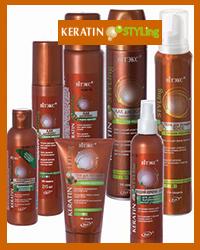 Keratin Styling