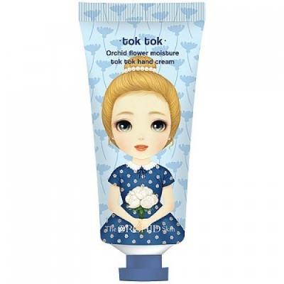 The Orchid Skin Moisture Tok Tok Hand Cream