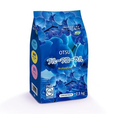 Стиральный порошок Otsu концентрат Цветочный сад