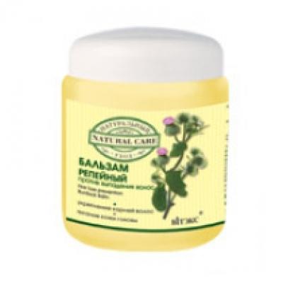 БАЛЬЗАМ «РЕПЕЙНЫЙ» против выпадения волос