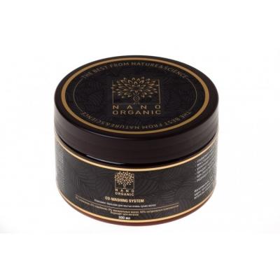 Nano Organic Ковошинг для мытья сухих волос