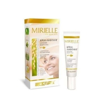 Крем-лифтинг для кожи вокруг глаз с протеинами рисовых отрубей