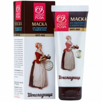 Маска для лица «Шоколадница» Anti-Age для норм. и жирной кожи