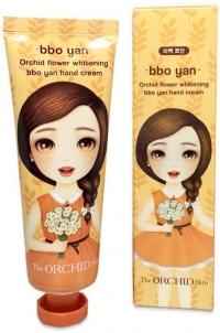 BBO Yan Orchid flower cream