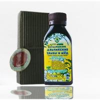 Бальзам для волос Альпийские травы и мёд
