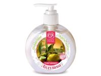 Жидкое крем-мыло «Ладушка» Оливковое