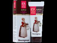 Крем для лица «Шоколадница» для сухой и чувствительной кожи