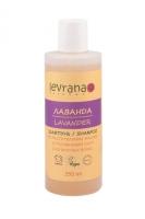 Levrana «Лаванда» шампунь для жирных волос