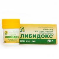 ЛИБИДОКС Крем-гель для ухода за кожей интимной зоны