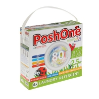 Стиральный порошок PoshOne Ecobaby Delicate концентрат