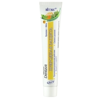 Зубная паста фторсодержащая Прополис+ мята –Природная защита