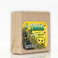 Грязевое арома-мыло с пилинг-эффектом ТАМБА АПЕЛЬСИН-КОРИЦА