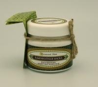 Альгинатная маска с ресвератролом и кверцетином