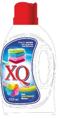 Гель для стирки «XQ» для цветного белья