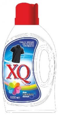 Гель для стирки «XQ» для черного белья